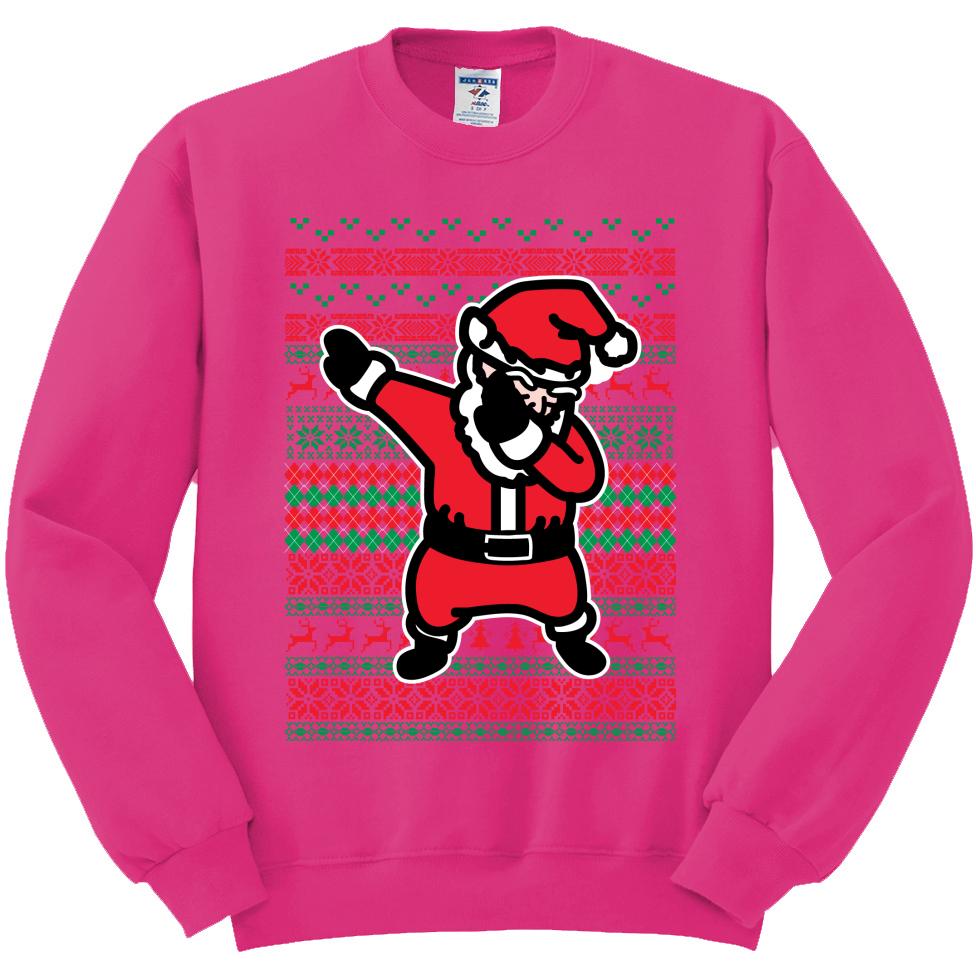 A9 Funny Sweatshirt Novelty Christmas Birthday Gift Jumper SUPER SWEAT