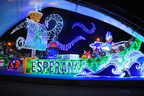 """Alumbrado de Medellín 2015, un """"Carnaval de Luz"""" - http://revista.pricetravel.co/vive-colombia/2015/12/23/alumbrado-de-medellin-2015/"""
