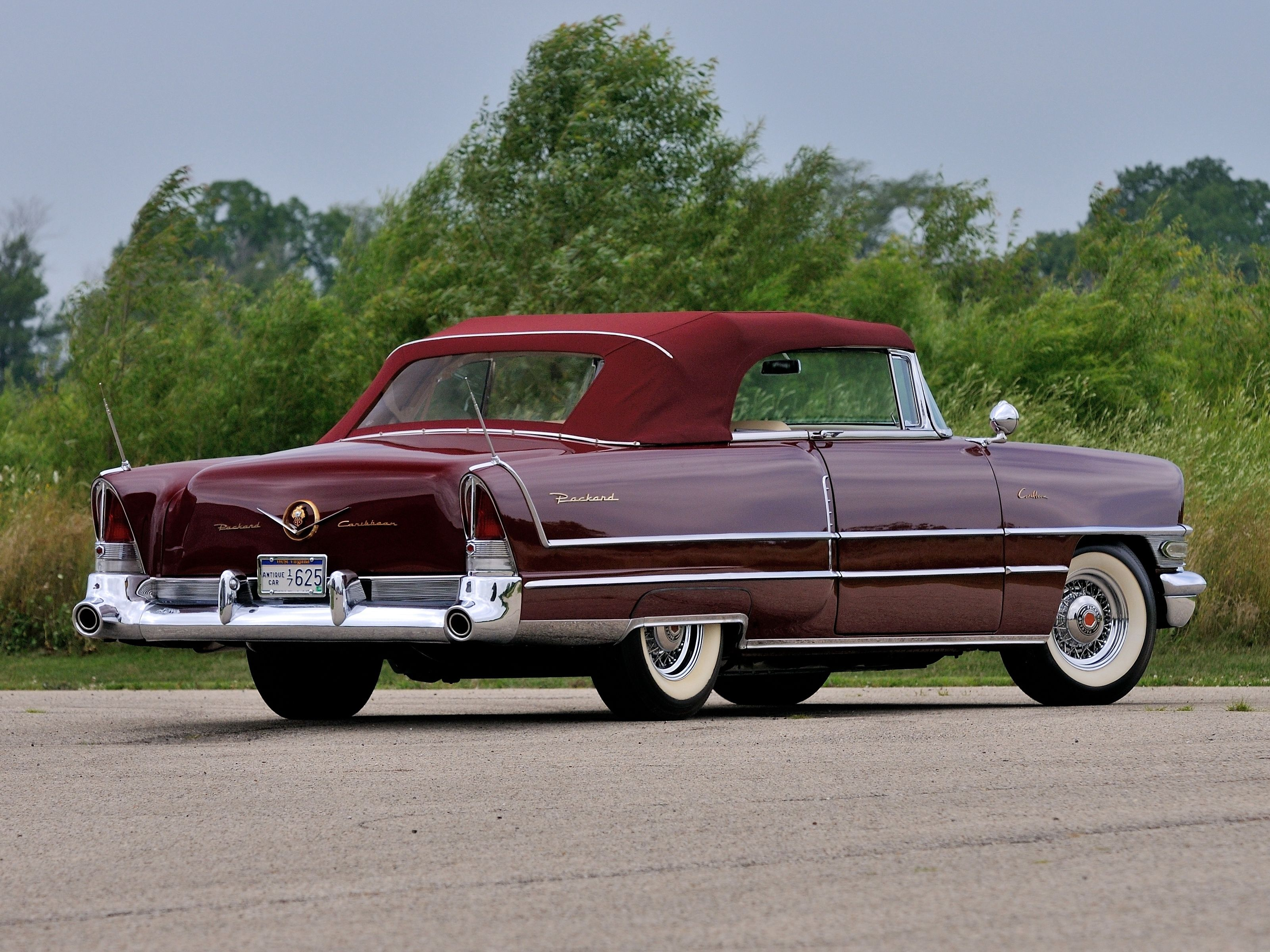 1956 Packard Caribbean Custom Convertible | Automobiles & a Few