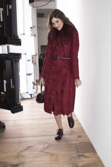 Michael Kors AW15 at New York Fashion Week 2015
