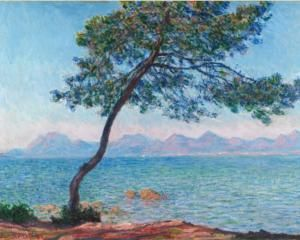 The Esterel Mountains - Claude Monet