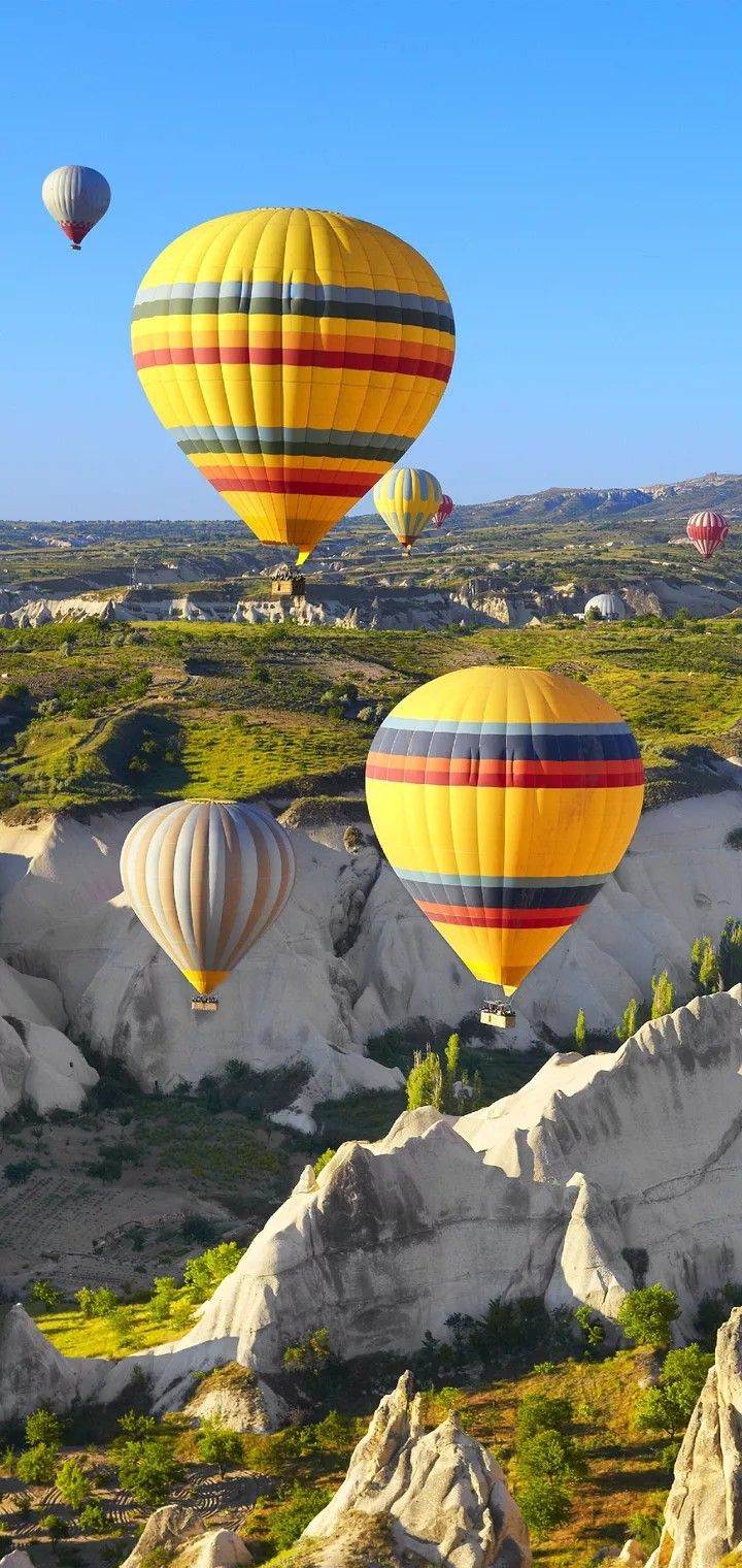 Hot Air balloons ride Albuquerque, New Mexico Home of the