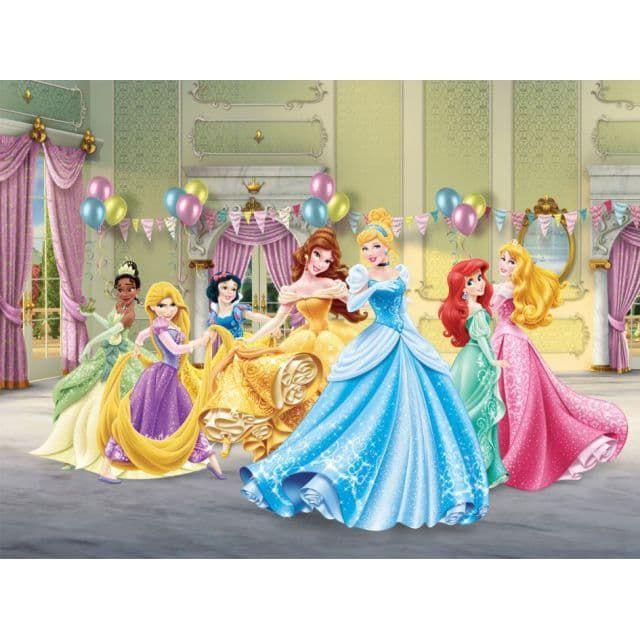 Disney Princess Birthday Wallpaper XXL - Great Kidsbedrooms Ltd ... 6358b375e1