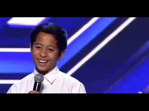 Justin Vasquez - The X Factor Australia 2014 - AUDITION [FULL]