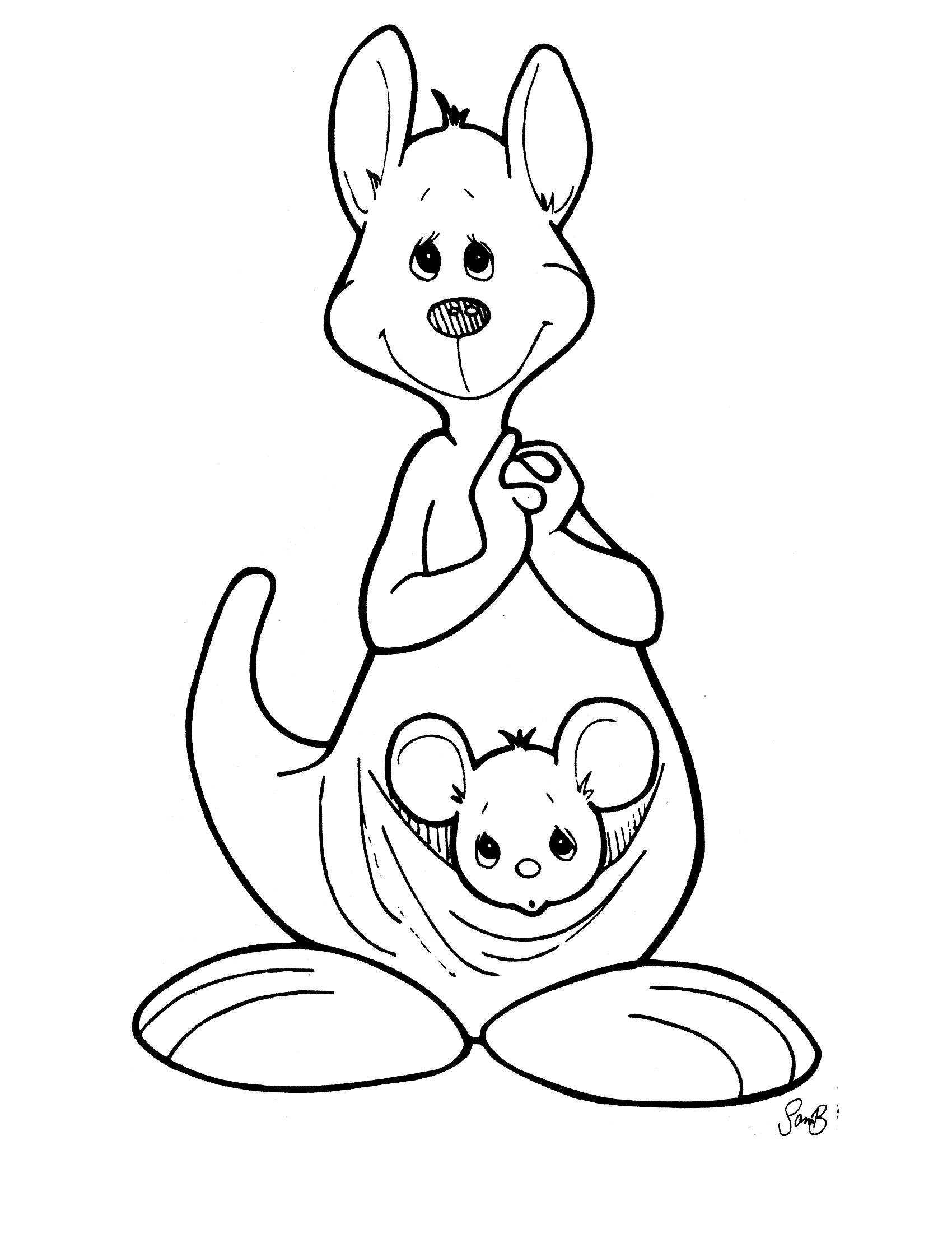 Pritable Precious Moments Coloring Pages