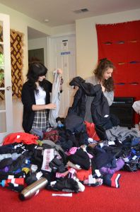 Teenage Girls Leverage Ski Resorts To Help Homeless Start A Snowball Helping The Homeless Ski Resort Help Homeless People