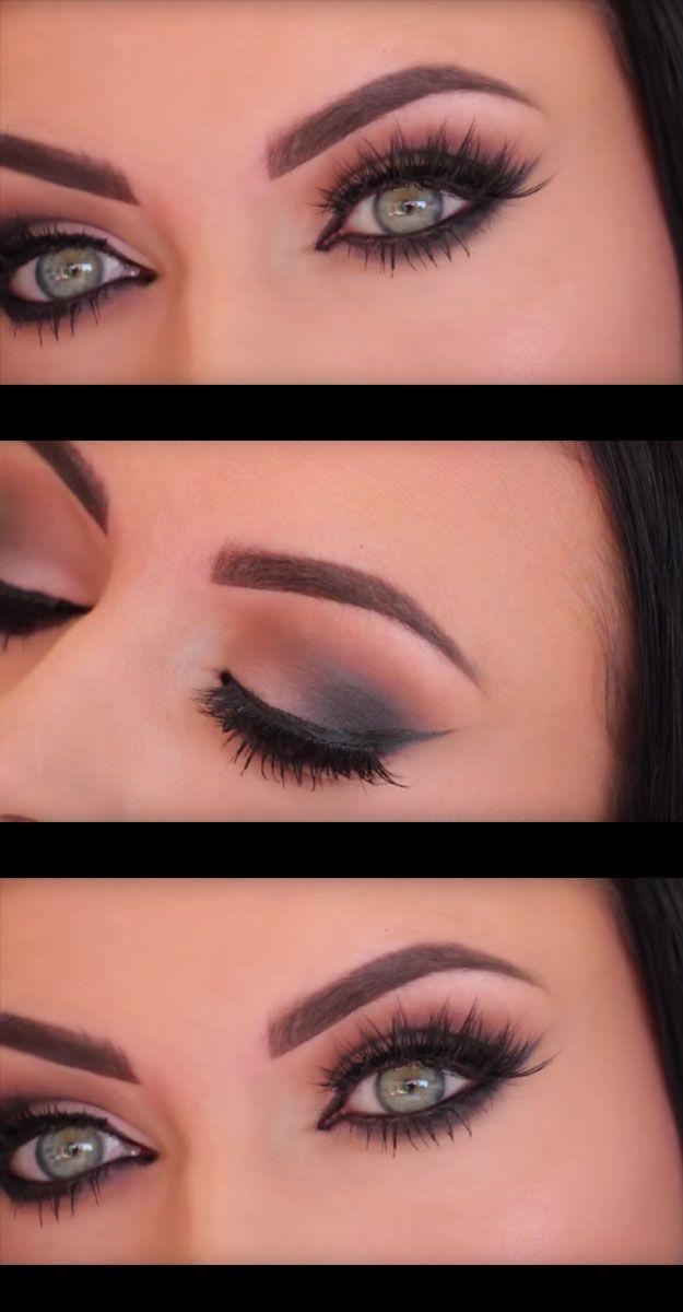 50 Perfect Makeup Tutorials For Green Eyes Makeup Pinterest