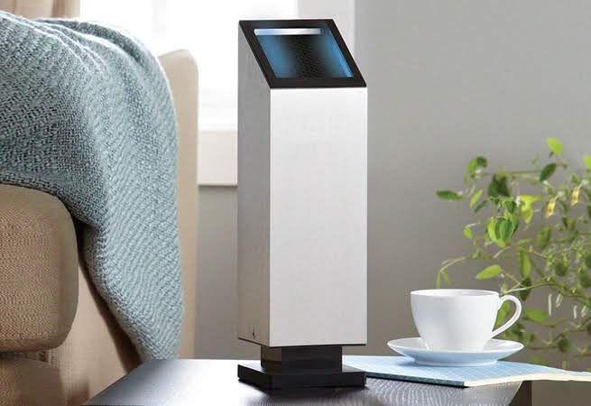 Filterless UV Air Purifier @ Sharper Image