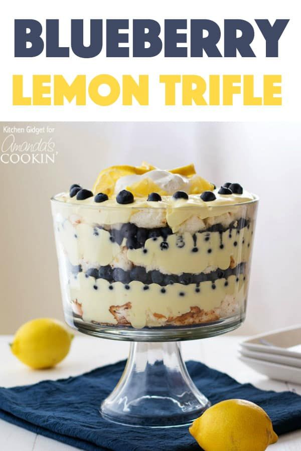 Try These Stunning, Delicious Trifle Recipes for Your Next Party