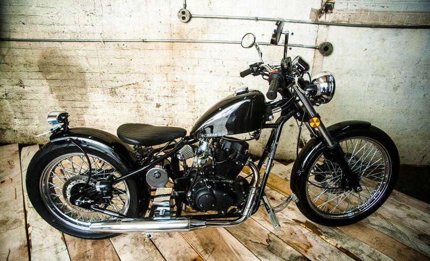 Motocykl Heist Bobber 250 125 Ccm Cleveland Cyclewerks Czech