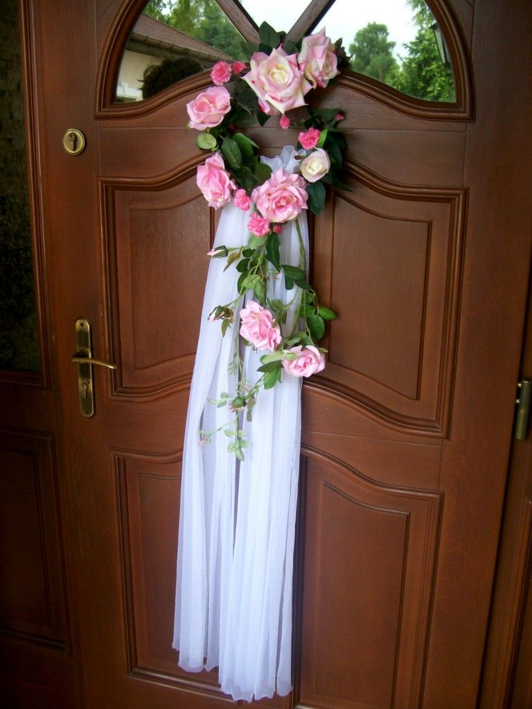 Dekoracja Domu Na ślub Oryginalna Przepiękna I Pomysłowa