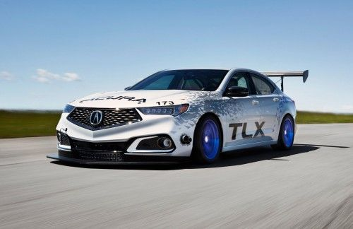 Pikes Peak Hill Climb 2017 >> Acura Attacking 2017 Pikes Peak Race With Two Tlx Sedans And
