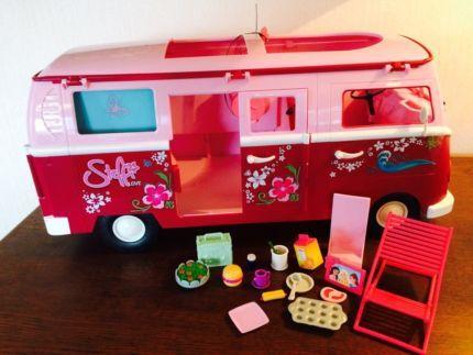 steffi love bus spielzeug kinder bus wohnmobil in. Black Bedroom Furniture Sets. Home Design Ideas