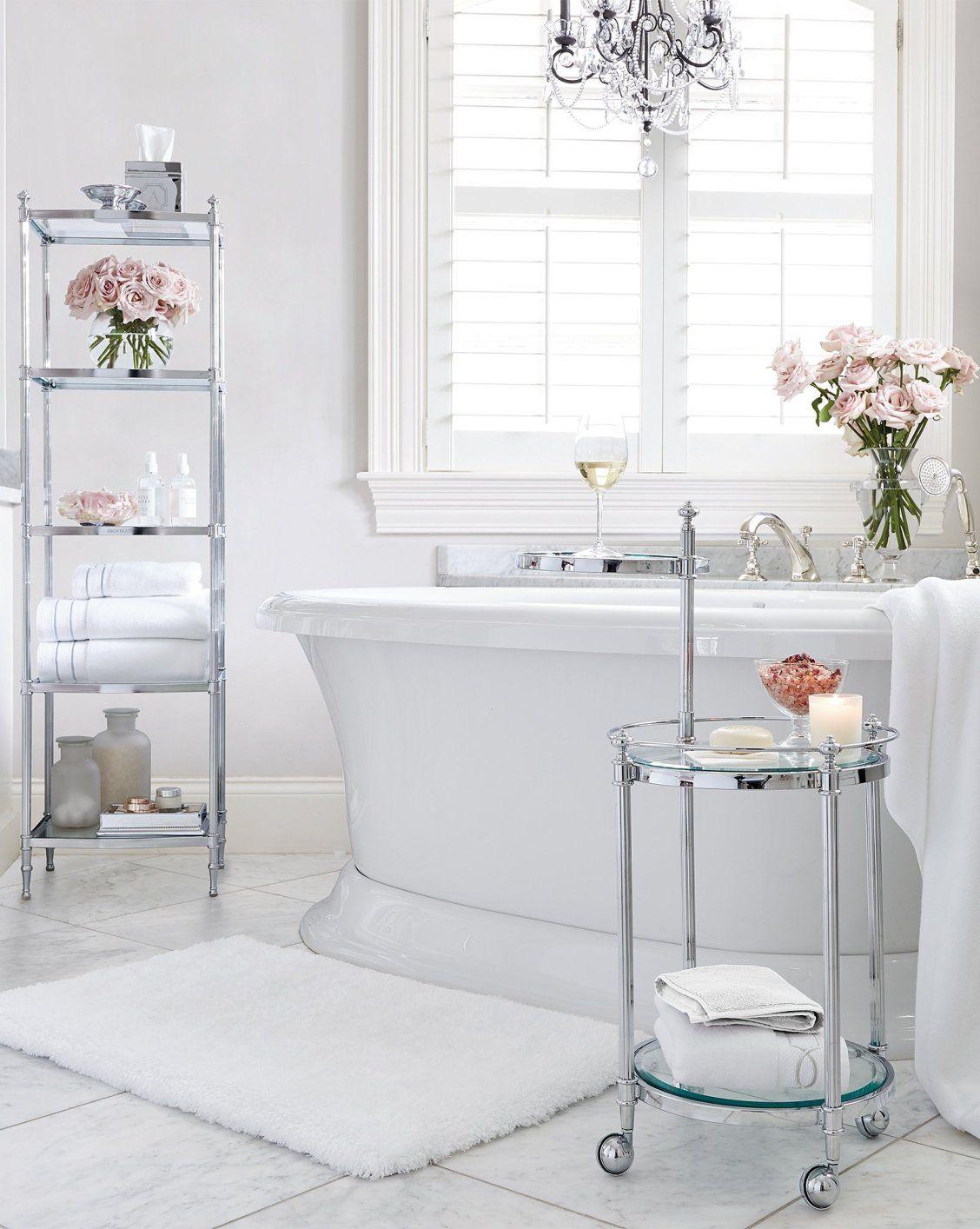 Belmont Etageres Frontgate Bathroom Etagere Bathroom Furniture Bathroom Decor