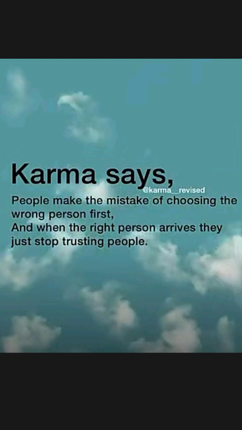 #karma