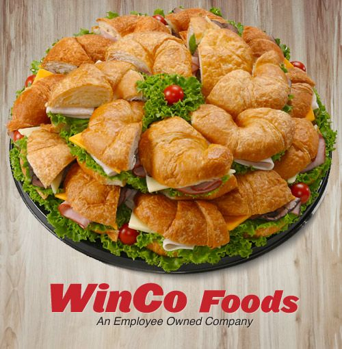 WinCo Deli Catering Prices: $30 for 15-20 | Appetizers | Pinterest ...