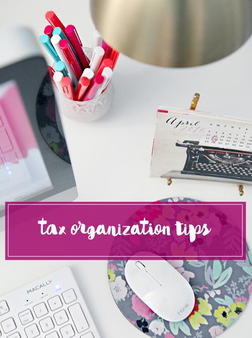 IHeart: Tax Organization Tips