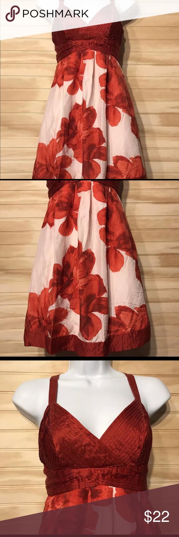 Red Guess Floral Dress Sz 5 Red Guess Jeans Floral Flower Silk Sz 5 Spaghetti Straps Dress Guess Dresses Clothes Design Dresses Floral Dress [ 1740 x 580 Pixel ]