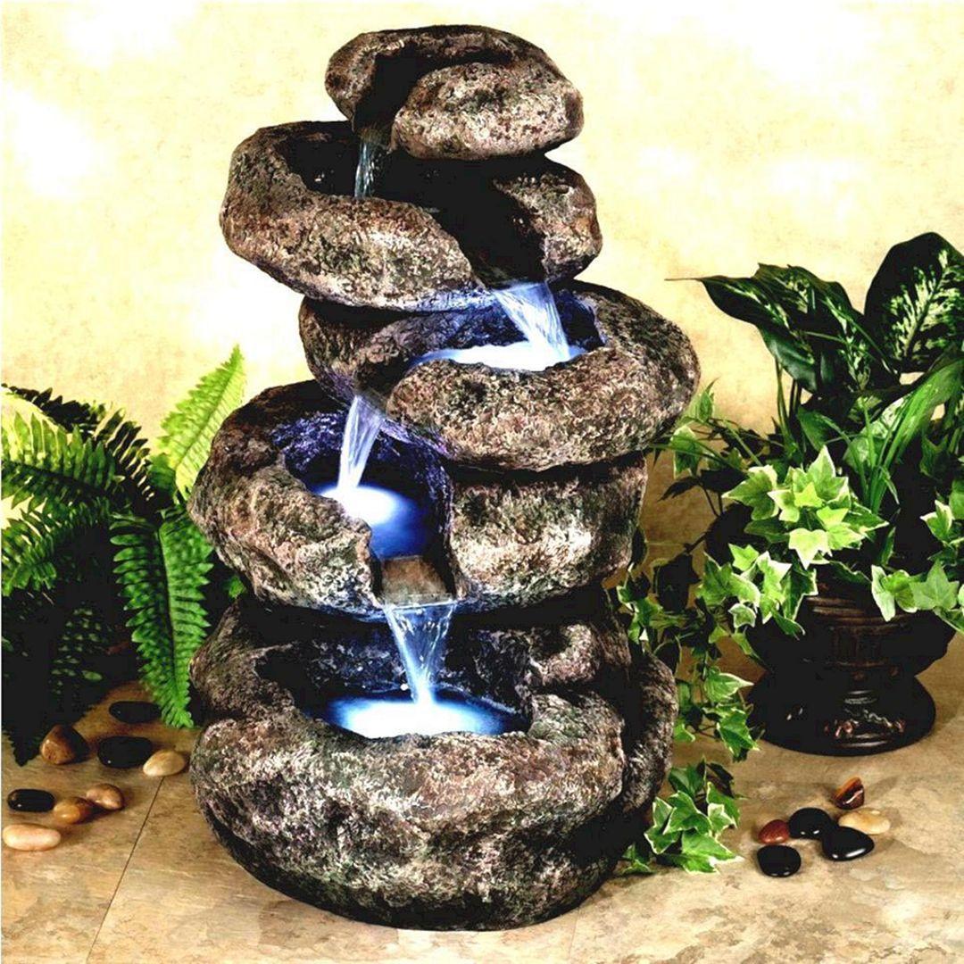 22 diy water fountain design for you make beautiful garden