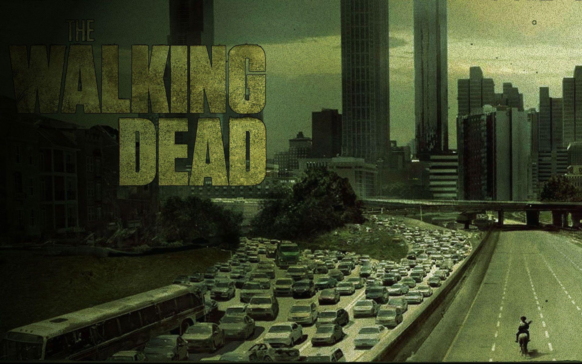 The Walking Dead HD Wallpapers Backgrounds Wallpaper