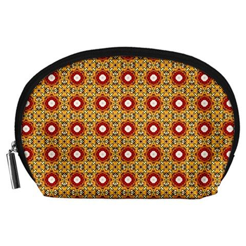 Cute+Pretty+Elegant+Pattern+Accessory+Pouch+(Large)