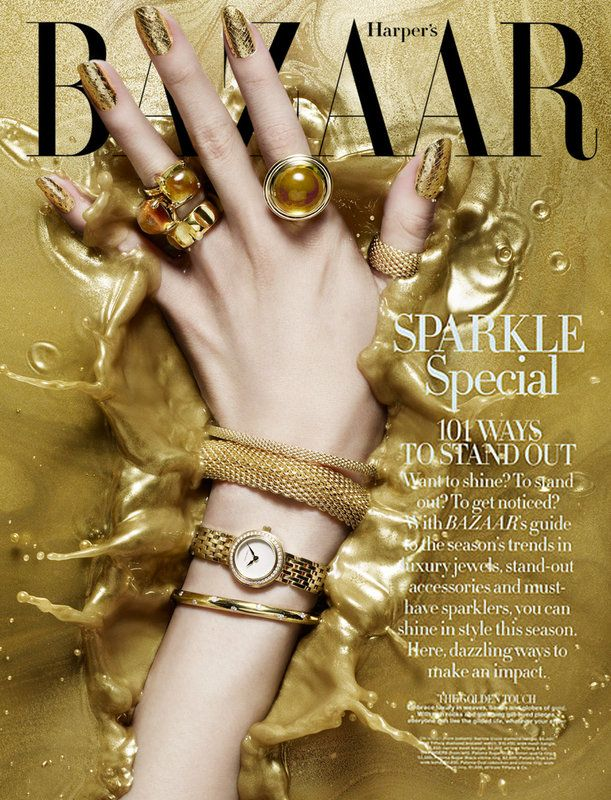STYLING Model Hands :: Tiffany - Bazaar Magazine