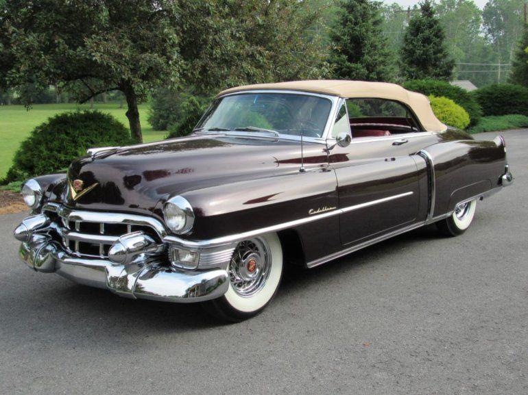 1953 Cadillac 62 Series Convertible | Cadillac | Pinterest ...