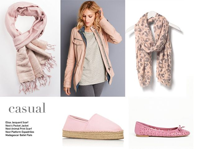 How to wear pink: casual. #ezibuyblog