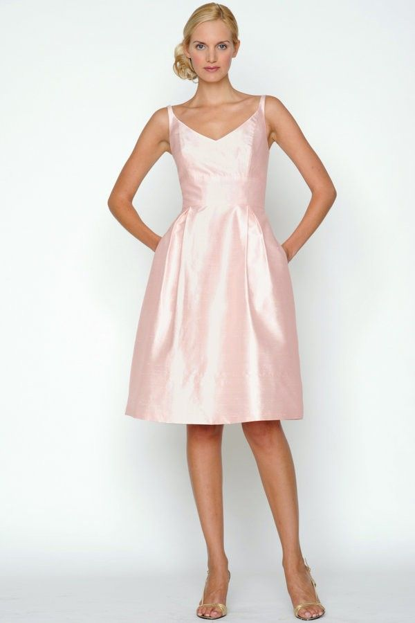 Light Pink Bridesmaid Dresses | Top 100 Pink bridesmaid dresses ...