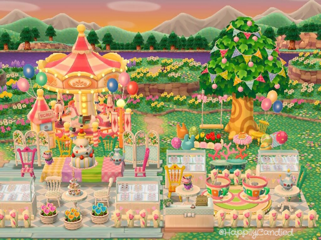 Pin by ollie on animal crossing Camping birthday party