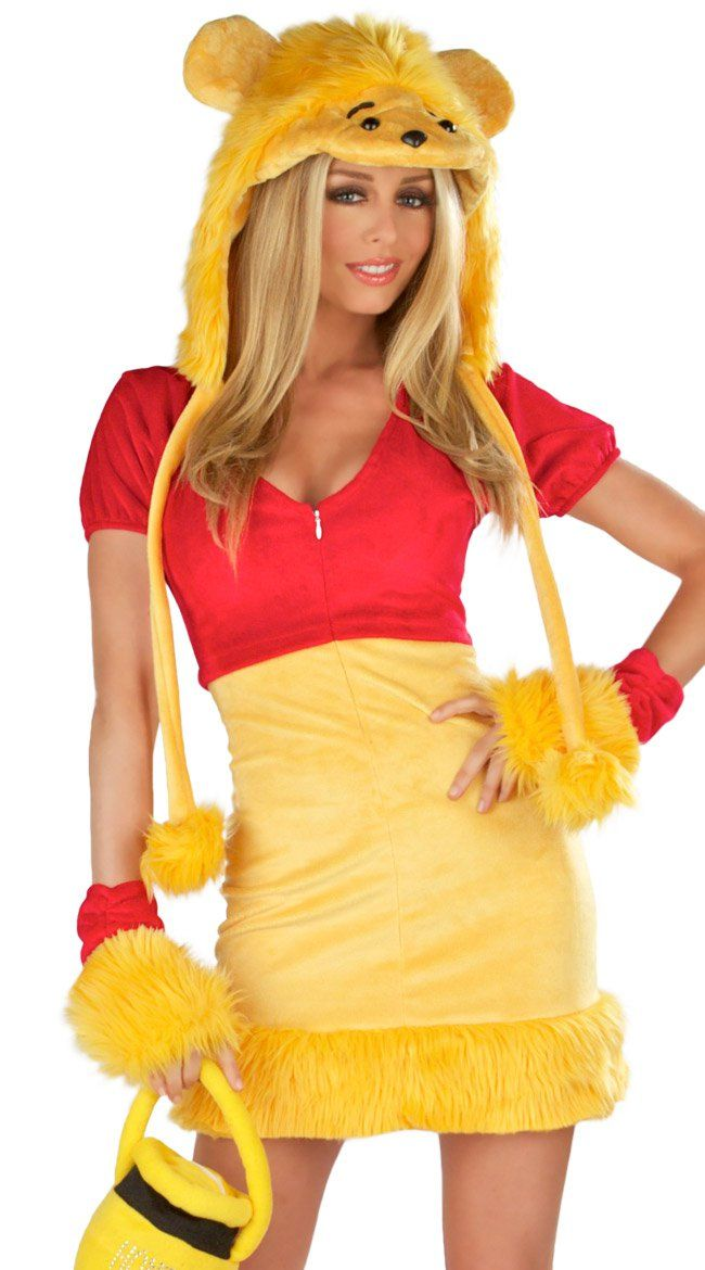 59127ba014dd These Sexy Halloween Costumes For 2016 Are So Weird and Ridiculous Winnie  the Pooh