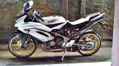 Modifikasi Motor Ninja R 150 Terbaru Modifikasi Motor Kawasaki