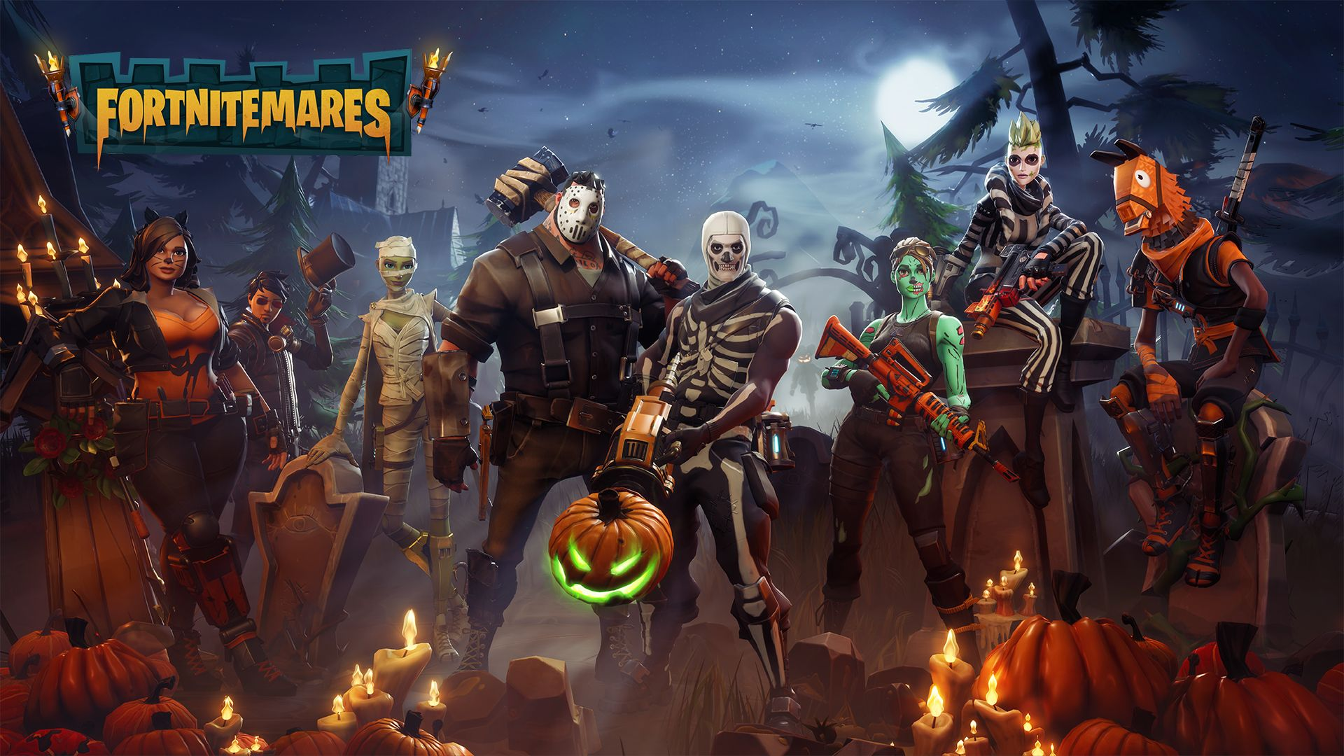 Fortnite Save The World Halloween Quests Leaked For Fortnitemares