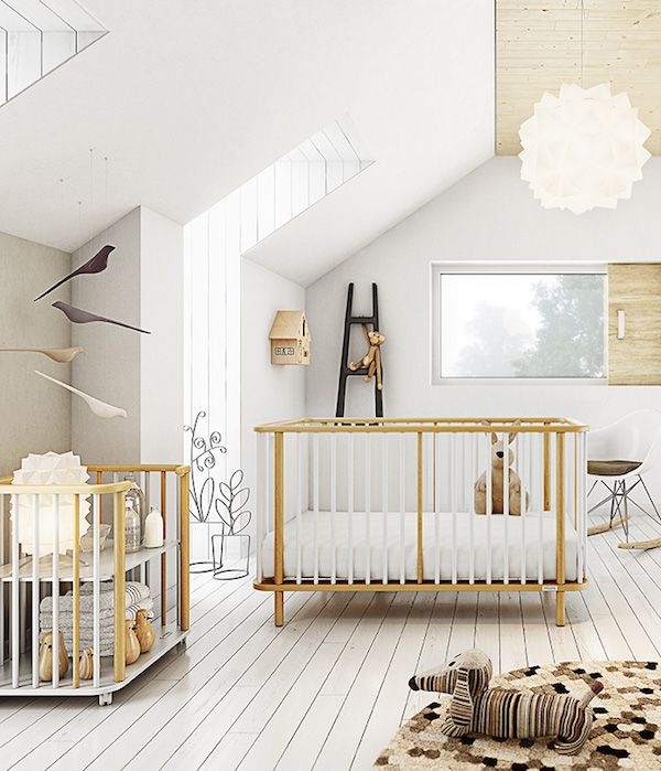 Modern Baby Furniture The Gorgeous Micuna Life Crib Is Perfect For Any Kids Nursery