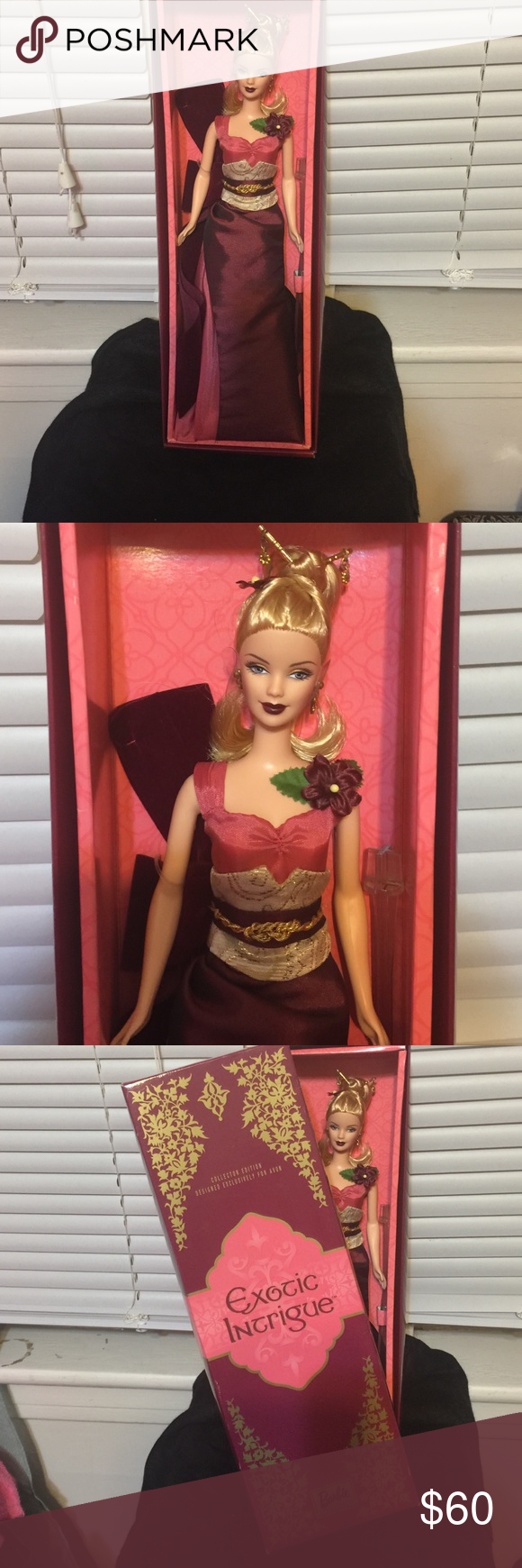 Collectors Item Barbie . Exotic Intrigue Barbie. Other