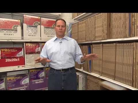 The right furnace filter can help protect you and your family against allergens and can save you money over time. Watch this video to learn how to choose the right one!