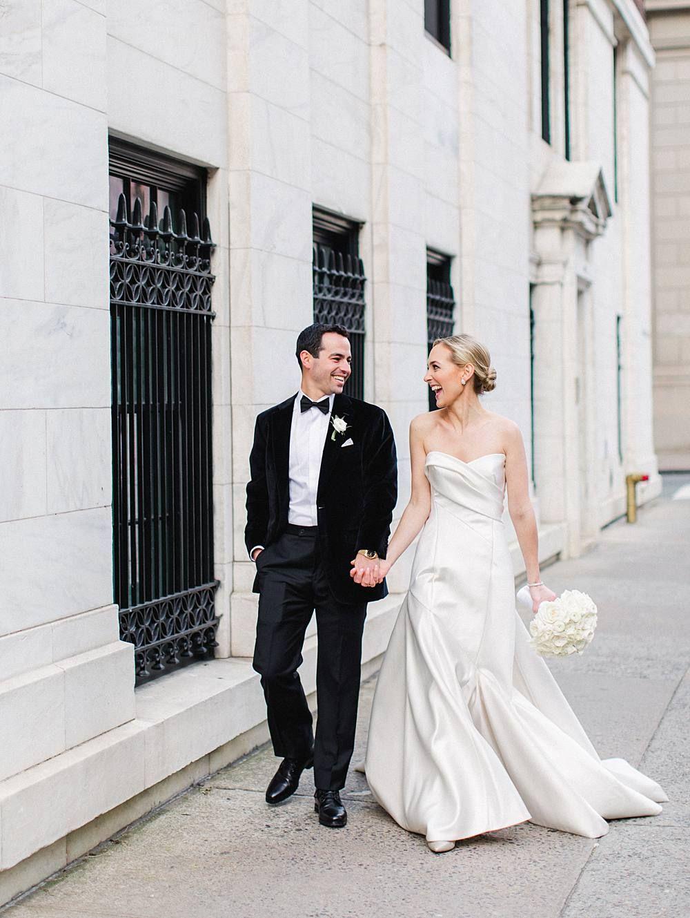 Winter Central Park Boathouse Wedding NYC Wedding