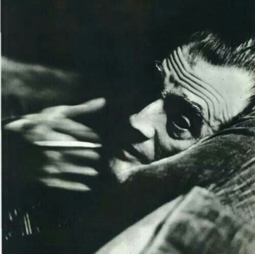 Luchino Visconti Vogue Italia 1965
