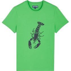 Herren Ready to Wear - Hummer T-Shirt mit 3D-Effekt aus Baumwolle für Herren - T-shirt - Tao - Grün