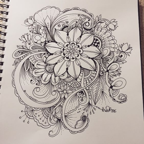 Kc doodle art zentangle pinterest doodles for Art drawing ideas for adults