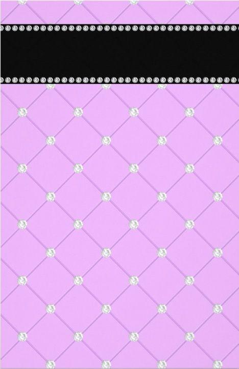 diamonds on light purple - uploaded by Lynn White