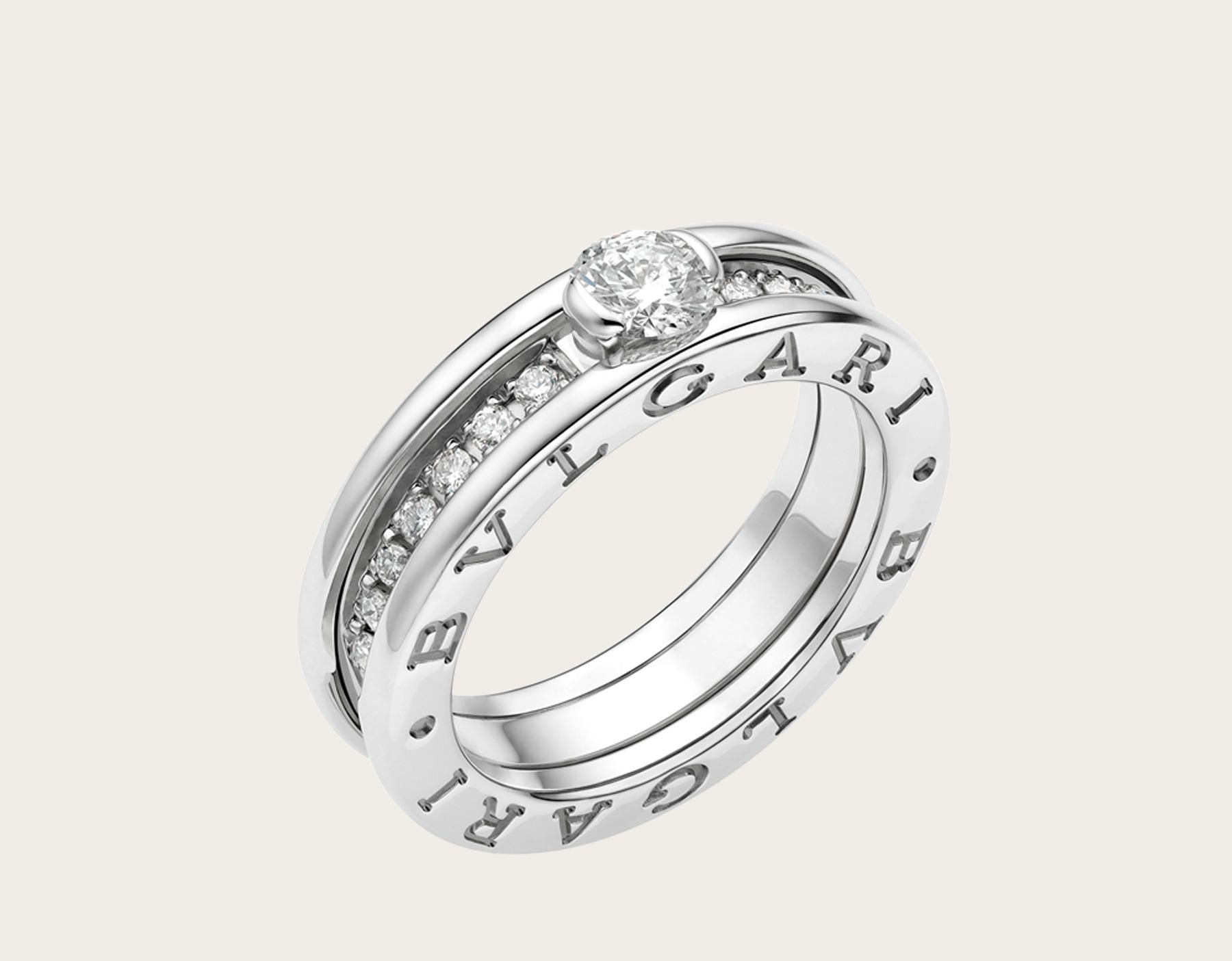 Ring B Zero1 An852397 Discover Bvlgari S Collections And Read More