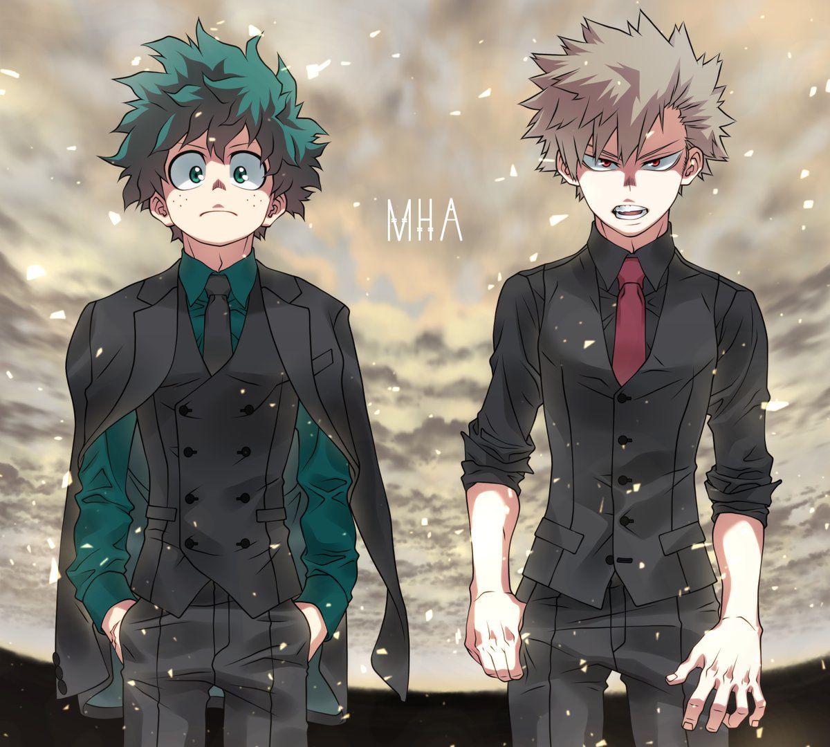 ぇみ on | Anime | Hero academia characters, My hero academia