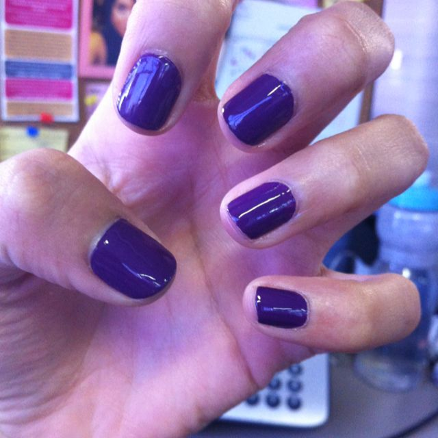 Me encantan mis uñas súper glossy!