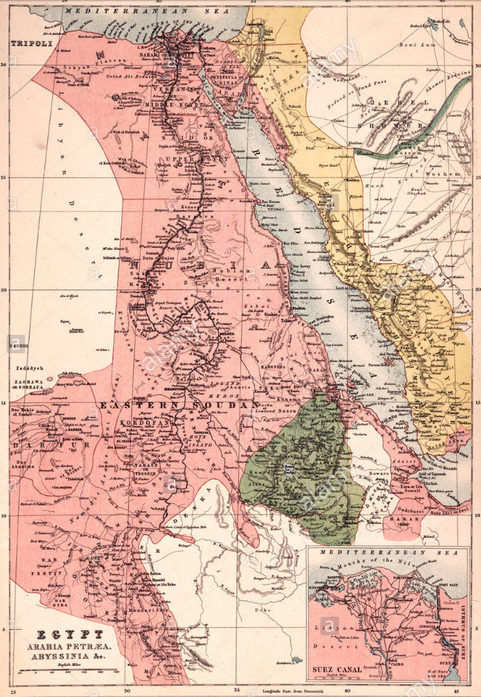 Pin By Mosaad Hassan Ali On السودان الخديوي Egypt Map Egyptian History Old Egypt