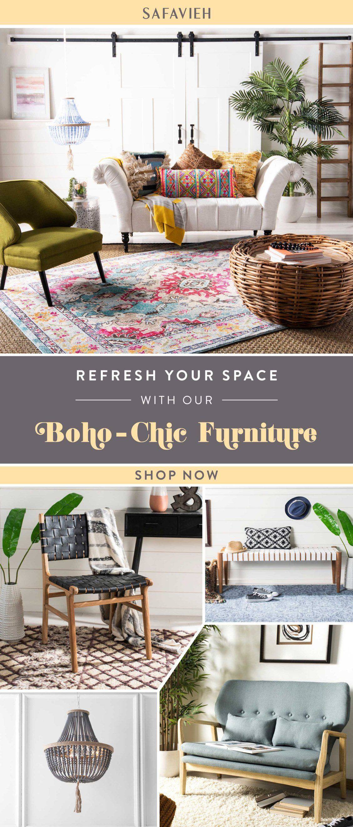Fantastic Bed Bath Beyond Invites You To Express Your Boho Chic Unemploymentrelief Wooden Chair Designs For Living Room Unemploymentrelieforg