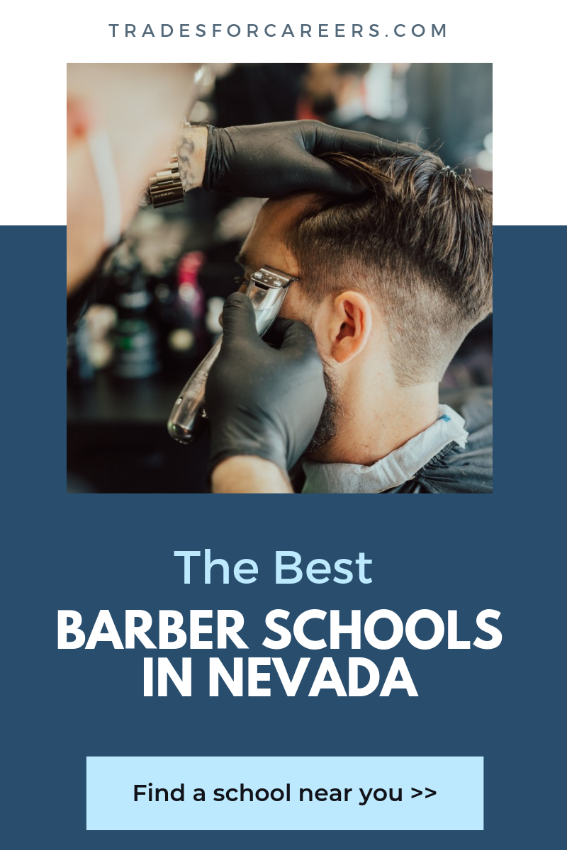 The Best Barbering Schools In Nevada To Get Your Barber