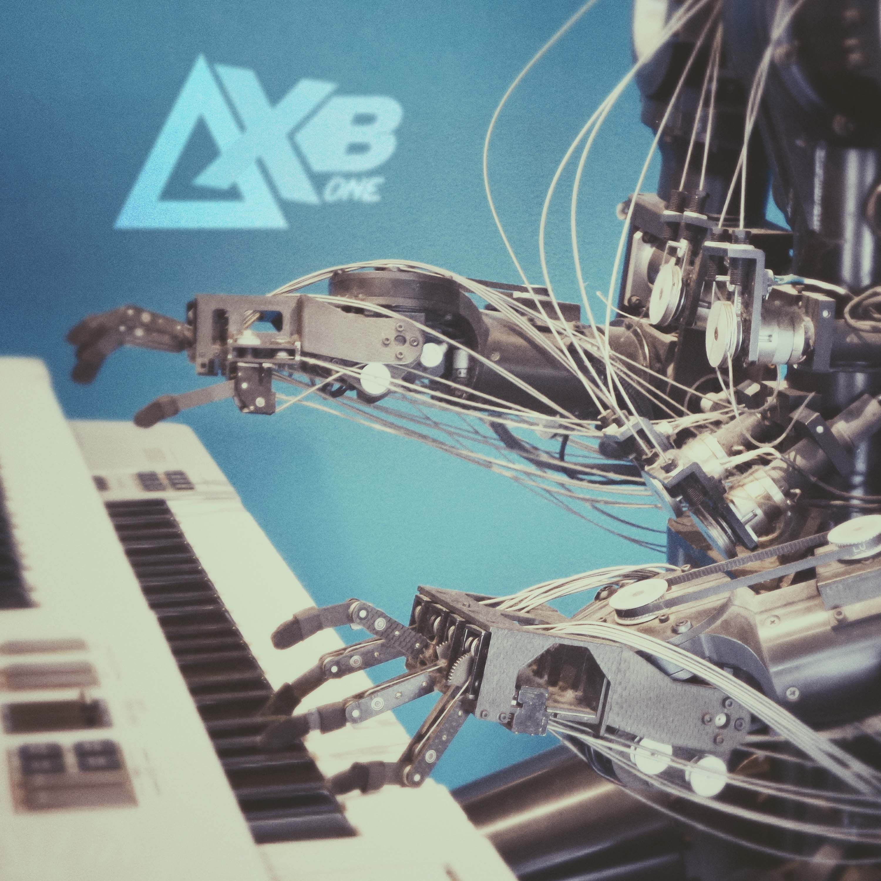 AxB one an aspirant musician came from the 80s to make