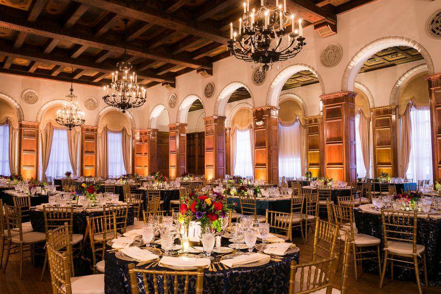 Jewel Tone Reception Decor La Wedding Venue The Macarthur Los Angeles Wedding Sarah Ja Wedding Los Angeles Wedding Venue Los Angeles La Wedding Venues