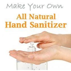 Homemade Hand Sanitizer Maybe I Won T Be Allergic To This One